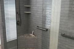 Condominium bathroom remodeling in Tamarac, Florida