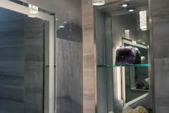 Modern Bath renovation in Plantation, FL