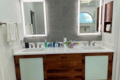 Condominium bathroom remodeling in Fort Lauderdale by local remodeling contractor