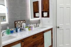 Final results after Bathroom renovation in Coral Springs