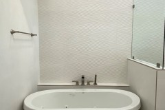 Bathroom renovation in Plantation by local remodeling contractor