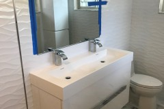 Bath renovation in Fort Lauderdale by local remodeling contractor