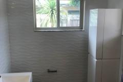 Custom Condominium bathroom remodeling in Pompano Beach, Florida