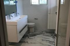 Bathroom remodel in Plantation, FL