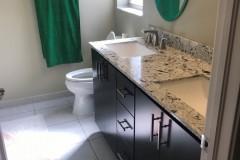 Amazing Bathroom remodel in Tamarac