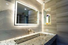 Stunning Condominium bathroom remodeling in Pompano Beach, FL
