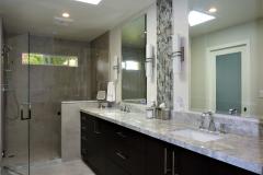 Bath renovation in Coral Springs, Florida