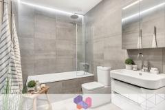 Bath renovation in Plantation, FL