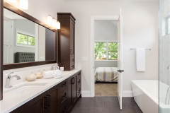 Modern Condominium bathroom remodeling in Margate, FL