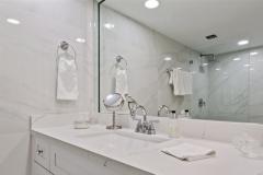 Bathroom remodel in Plantation