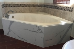 Bath renovation in Tamarac