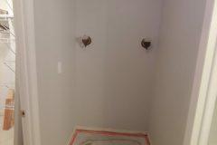 Area between Master Bath and Closet