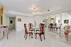 Dining Room renovated