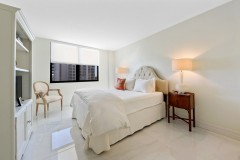 Guest Bedroom remodeled with bed