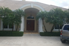 Home with Shwinco windows and doors, house #8 in Coral Springs