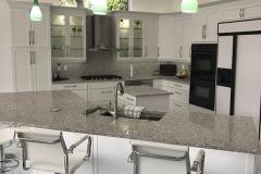 Remodeled kitchen in Tamrac