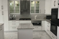 Remodeled kitchen in Fort Lauderdale