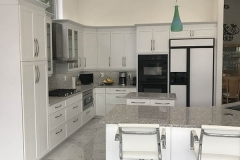 Kitchen remodeling in Coral Springs final product