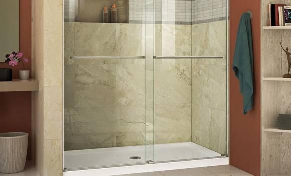 Modern bathroom renovation in Deerfield Beach, FL