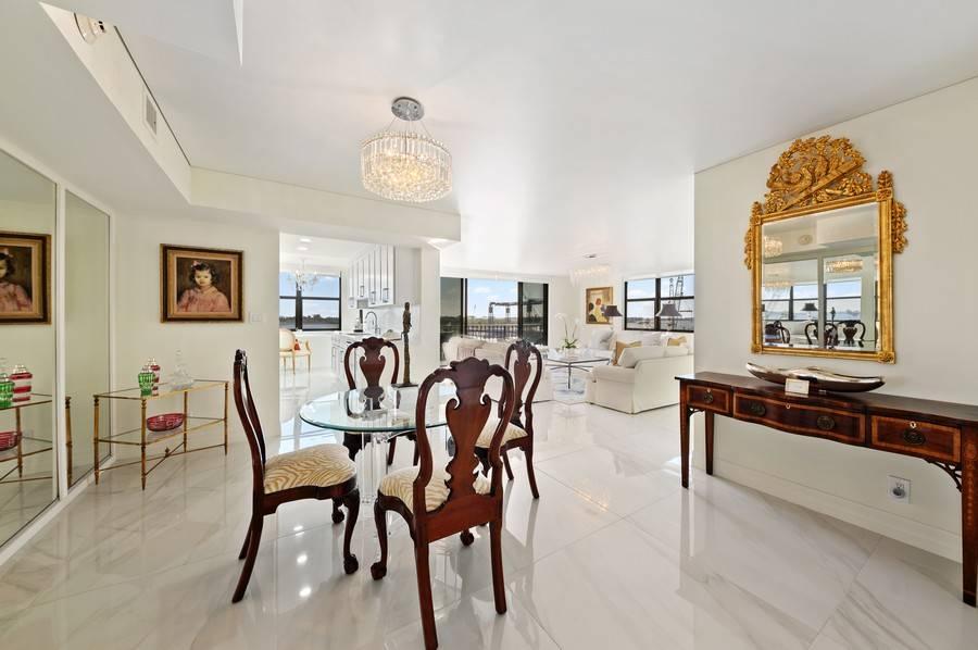 Full home condominium renovation in Mar-A-Lago, FL.