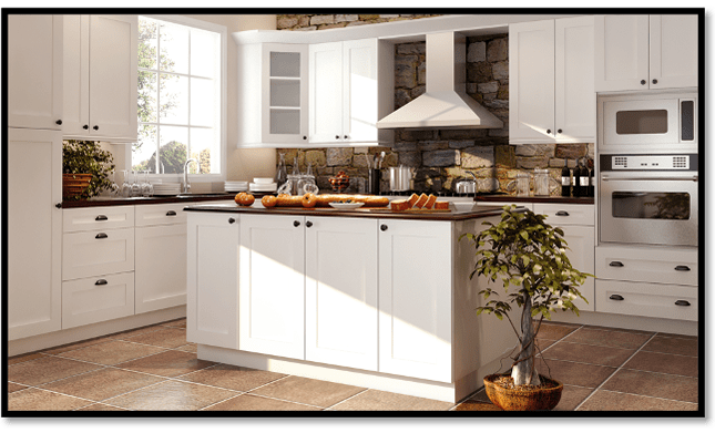 Kitchen remodeling costs for Gold Package
