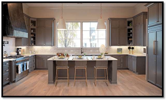 Kitchen remodeling costs for Platinum Package