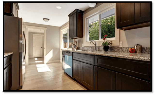 Kitchen remodeling costs for Silver Package