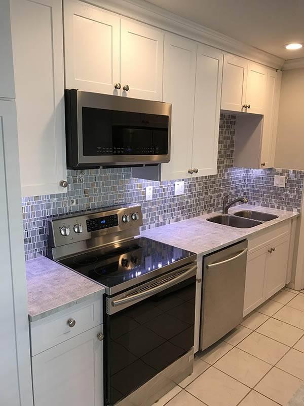 Condominium Kitchen Remodeling Fort Lauderdale, FL