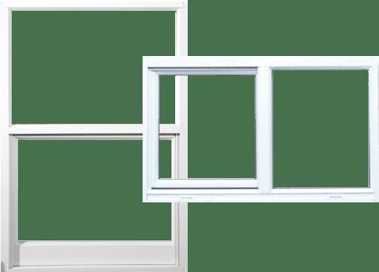 Hurricane impact resistant windows